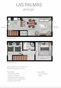 pre venta duplex 2 dormitorios en San Carlos, entrega octubre 2020