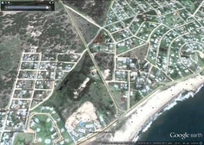 4500 m2 a con altura a metros del Océano, en El Chorro