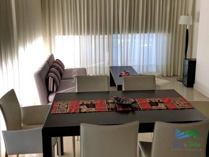 Vendo apartamento 1 dormitorio en Green Park, Solanas, Punta del Este. Totalmente equipado