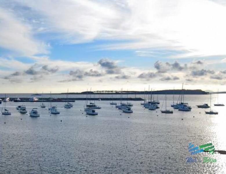 Vendo apartamento 4 dormitorios frente al puerto, con la mejor vista, Peninsula, Punta del Este.