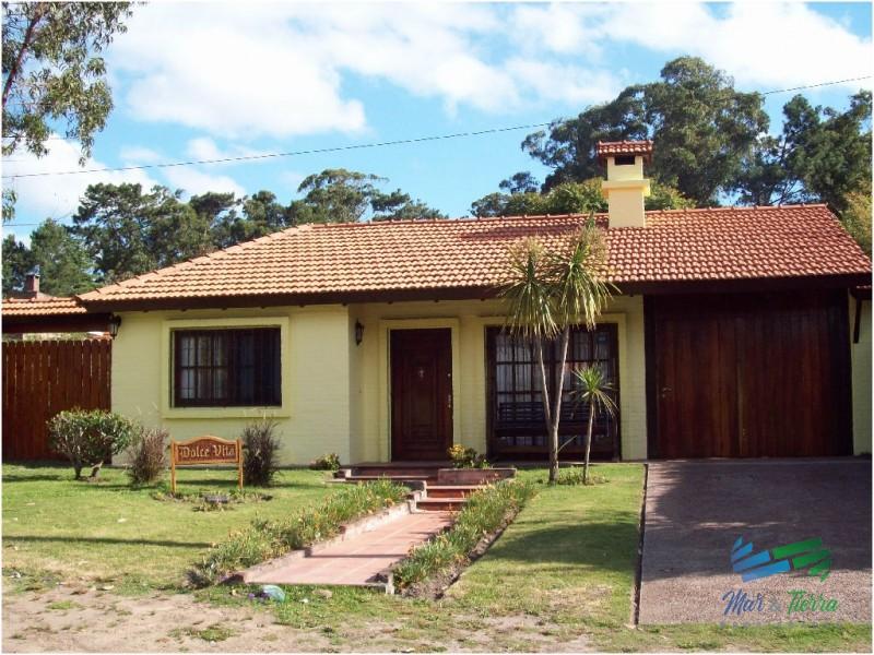 Alquilo linda casa con piscina climatizada, ideal para Veranear!!! Mansa, Punta del Este