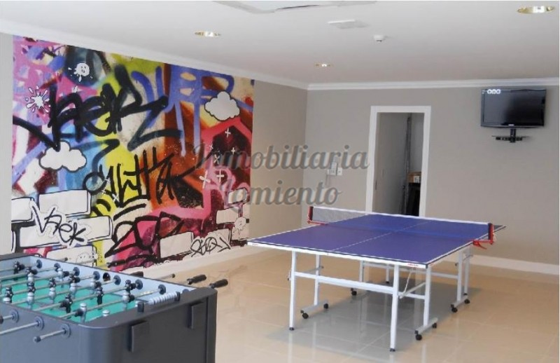 Apartamento Ref.646 - Apartamento en venta/alquiler 3 dormitorios y servicio Torre Imperiale II