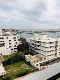 Apartamento en muy buena ubicacion, de 2 dor, 2 baños vista al puerto. Consulte!!!!!!!