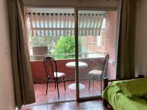 Apartamento en Complejo arcobaleno, de 1 Dormitorios, 1 Baños, 4 Plazas, Living comedor, Terraza, Cocina, Garaje y Acceso a club House y servicios.!!!