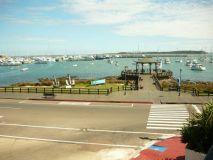 Encantador departamento con vistas increíbles al puerto!
