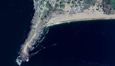 Terreno de 1150 m2 con vista al mar en la grutas de Punta ballena. Consulte !!!!!