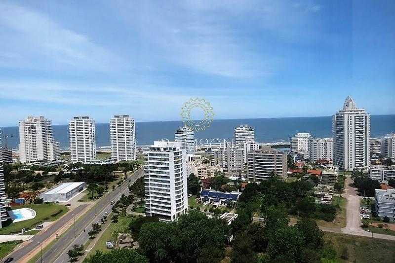 Apartamento ID.29 - Apartamento en torre Ocean Drive, Punta del Este