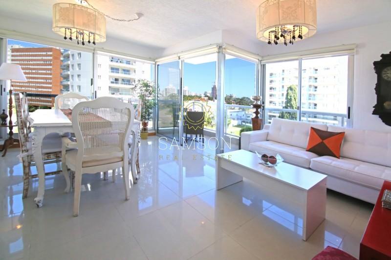 Apartamento ID.38 - Penthouse en venta en Aidy Grill Punta del Este