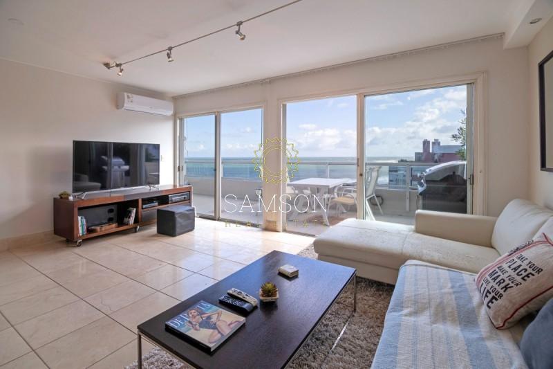Apartamento ID.56720 - Moderno apartamento con vista al mar, peninsula, Punta del Este