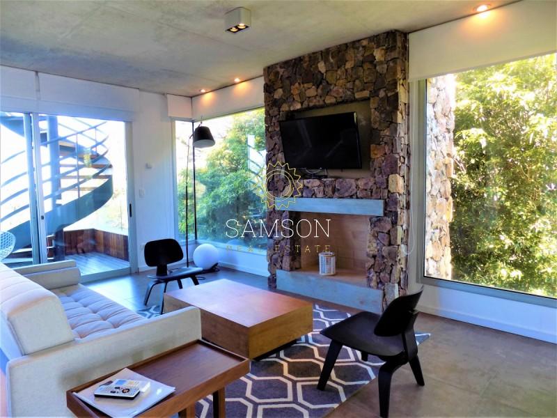 Apartamento ID.103 - Departamento penthouse 1 dormitorio, en alquiler, Punta Ballena, Punta del Este