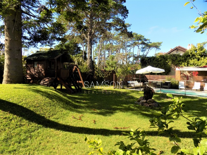 Casa ID.25 -  Casa con la mejor ubicación a la venta en Punta del Este
