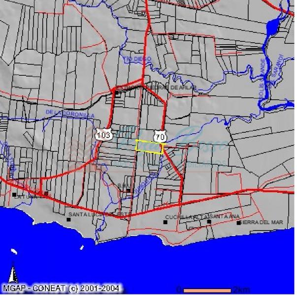 Campo Ref.4769 - Campo en ,  | Rosa Bosso Inmobiliaria Ref:4769