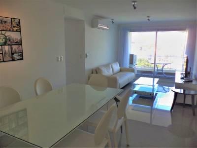 2 dormitorios en Wind Tower en Parada 7 a 80 metros del Mar.