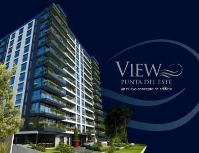 1 y 1/2 dormitorios VIEW PUNTA DEL ESTE - Entrega 2021