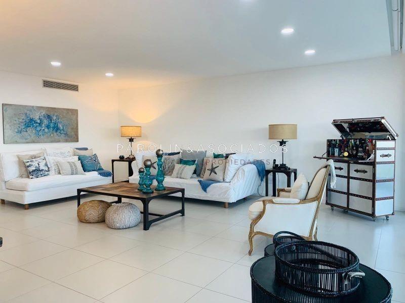 Apartamento ID.136 - Venta de Apartamento 3 DORMITORIOS en Rincón del Indio, Punta del Este.