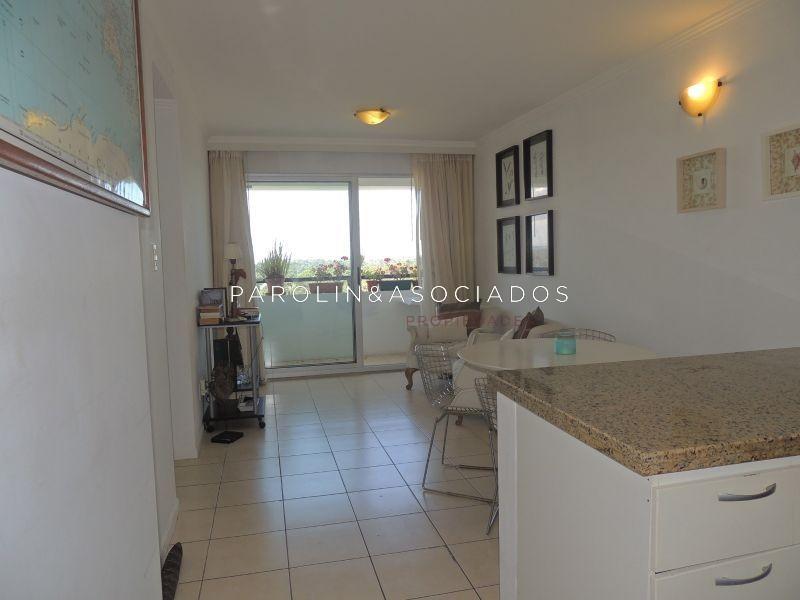 Apartamento ID.853 - Venta de Apartamento 1 DORMITORIO en Roosevelt, Punta del Este