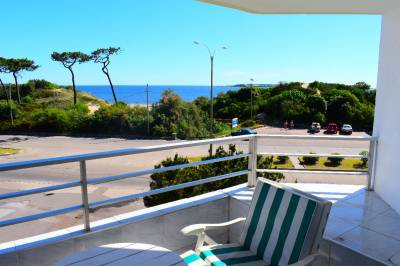 Frente a la Playa, terraza, garage