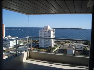 Buena vista al mar, terraza con parrillero, aire acondicionado