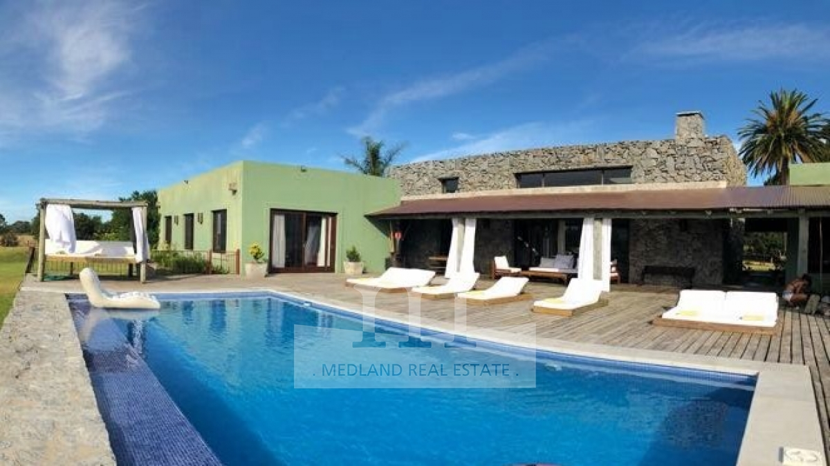 Casa ID.30 - Expectacular casa en Venta el Quijote Chacras