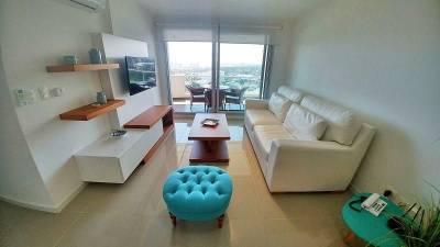 Apartamento en alquiler temporario Playa Brava 2 dormitorios