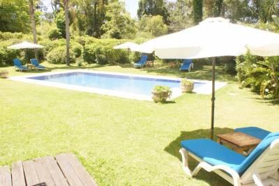 Casa en venta y alquiler temporario Golf 6 dormitorios