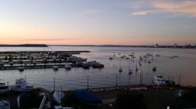 Puerto con hermosa vista financia y/o permuta