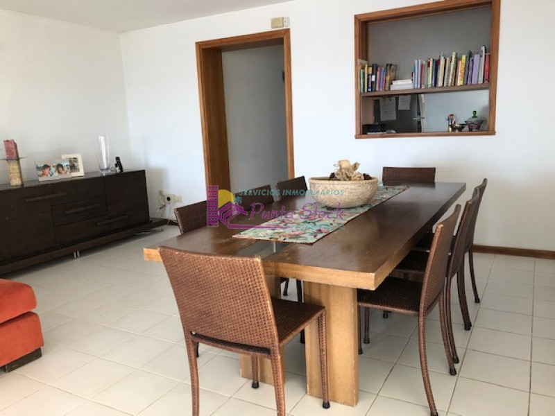 Apartamento Ref.6 - COMPRA ALQUILER APARTAMENTO ZONA PUERTO 4 DORMITORIOS GARAJE