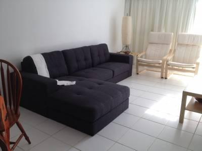 Venta y alquiler apartamento 1 dormitorio y medio en Punta del Este