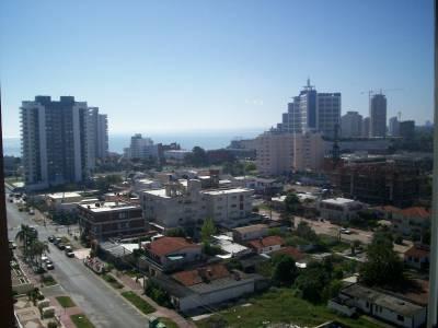 Venta y alquiler de apartamento de un dormitorio en Punta del Este