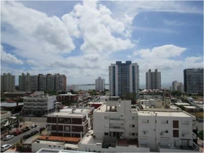 Alquiler de apartamento de un dormitorio y medio en Punta del Este