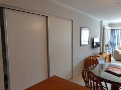 Alquiler de apartamento de 1 dormitorio y medio en Punta del Este