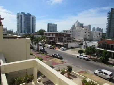 Alquiler de apartamento en un dormitorio y medio en Punta del Este