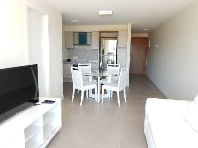 Alquiler Punta del Este Apartamento 1 Dormitorio con Servicios