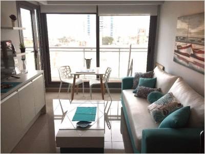 Hermoso apartamento en Torre nueva a pasos de la Playa