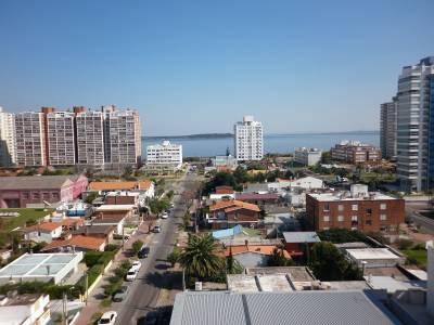 Vista al mar, excelente ubicacion ,2 cuadras playa mansa
