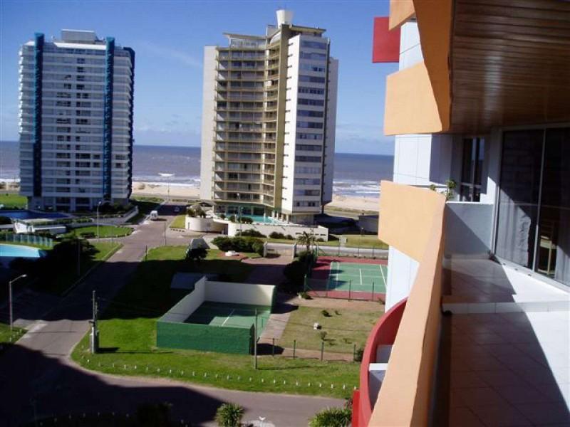 Terraza con Vista al Mar
