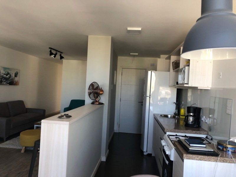living comedor cocina