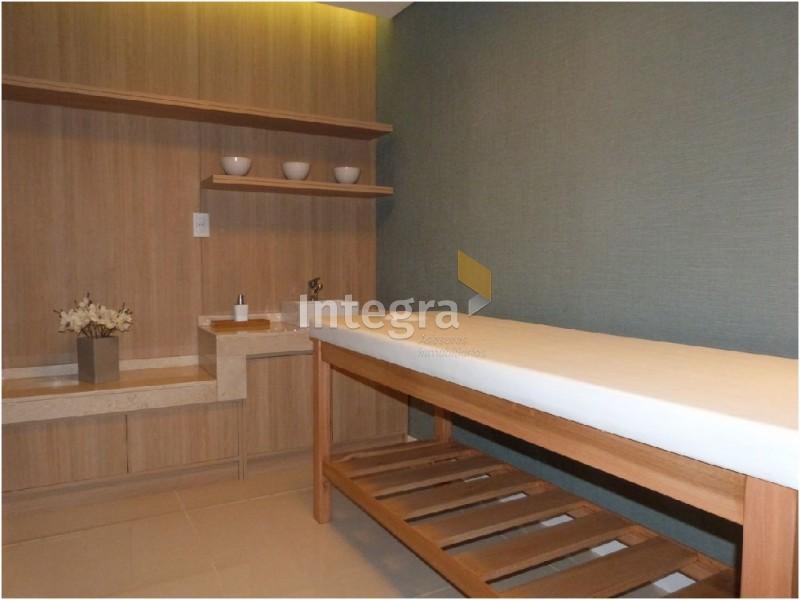 Apartamento ID.1101 - Excelente monoambiente con vista, en torre con servicios. Zona de playa Brava.