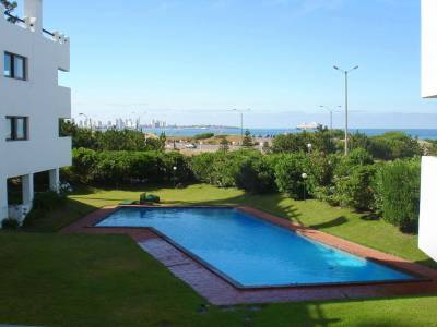 Apartamento 2 dorms Playa Mansa - FRENTE AL MAR !!!