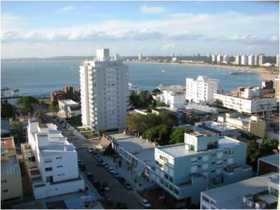 Alquiler de apartamento en Punta del Este, Península