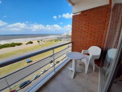 Venta de Apartamento con vista al mar en Punta del Este, Brava *1 dormitorio