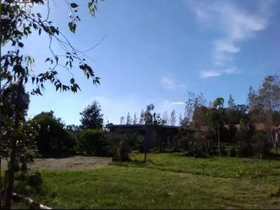 Terreno en La Barra, El Tesoro, con mejoras, contenedor y construcciones a terminar