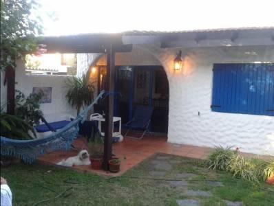Alquiler de casa en Punta del Este, zona Mansa, muy lindo entorno