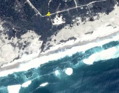 Terreno en venta en  Uruguay, Rocha, Oceanía de Polonio
