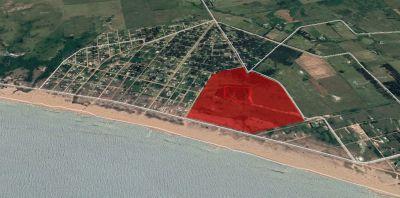 gran lote frente al mar en venta - punta ballena - punta negra -  piriápolis - punta del este terreno sobre el mar - ccp29057p