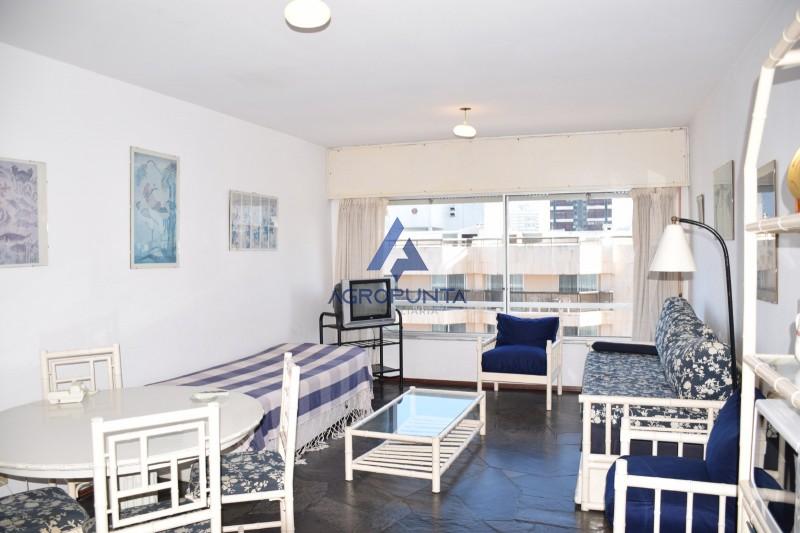 Apartamento un ambiente en península Ideal parada renta!
