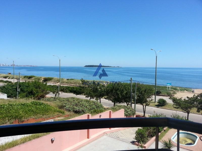 Apartamento en Punta del Este, Mansa   AgroPunta Inmobiliaria Ref:1585